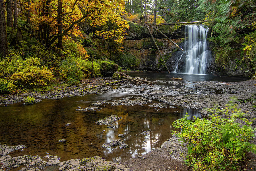 Upper North Falls by Matthew Irvin