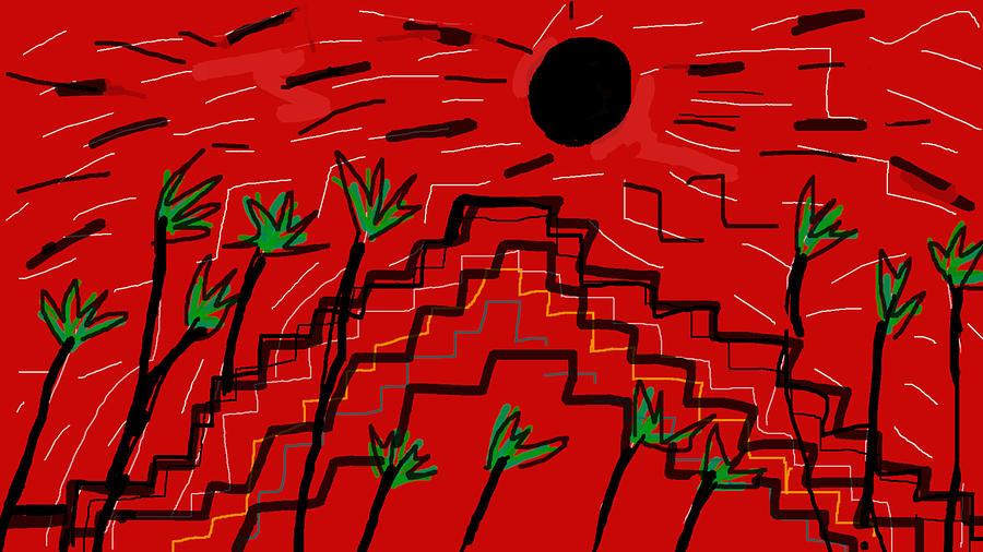 Uqbar  Storm by Paul Sutcliffe