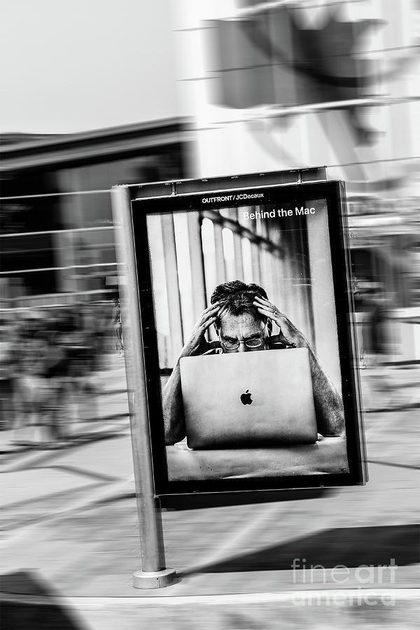 Urban Frustration Digital Art