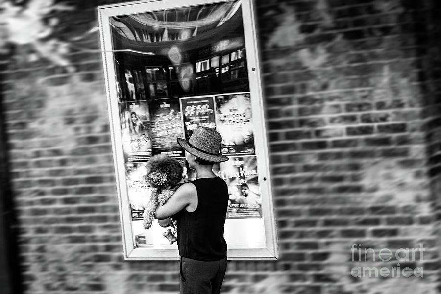 Urban Leisure Photograph