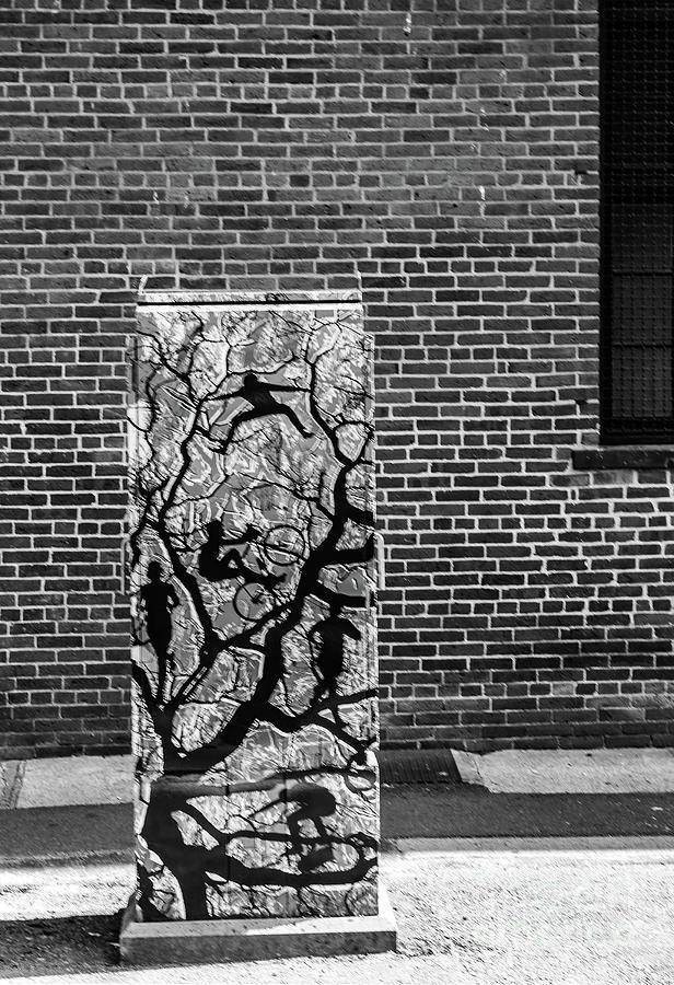 Urban Street Art Photograph
