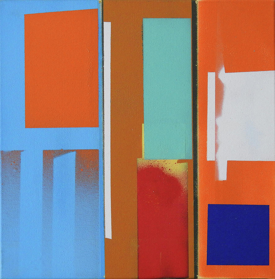 Urban Summer 47 by Gill Miller