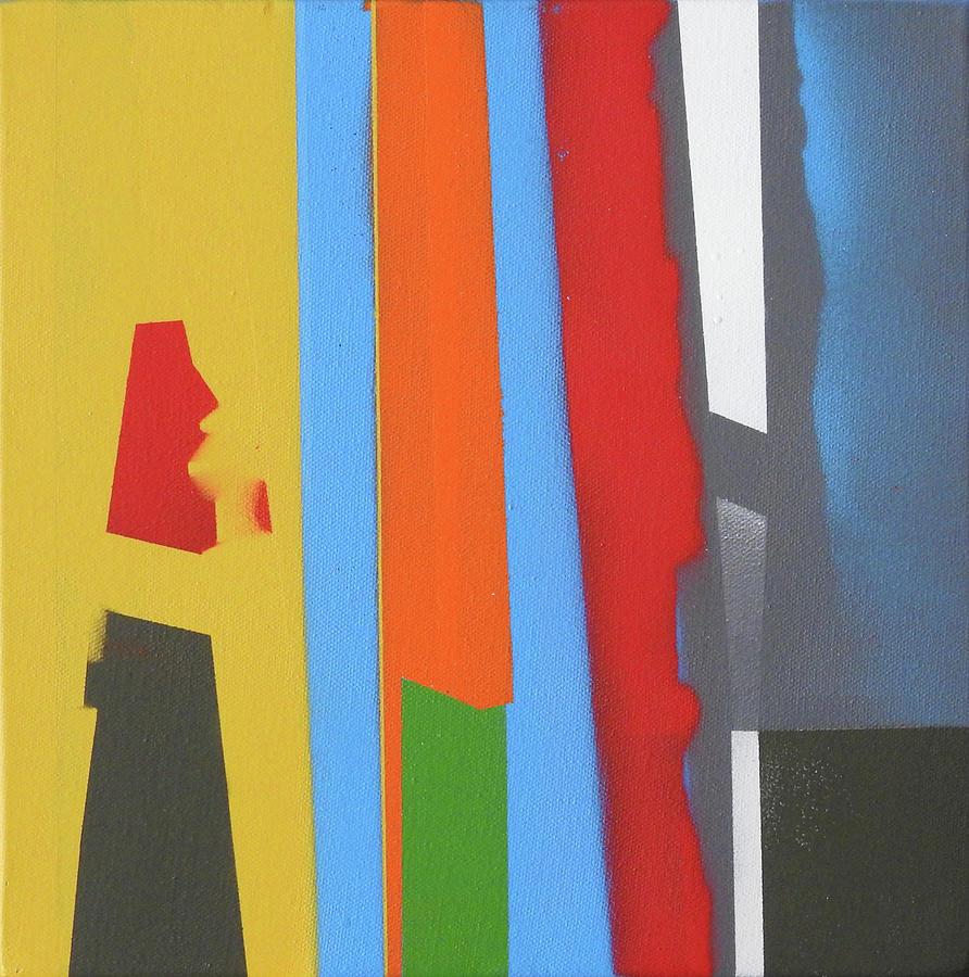 Urban Summer 50 by Gill Miller