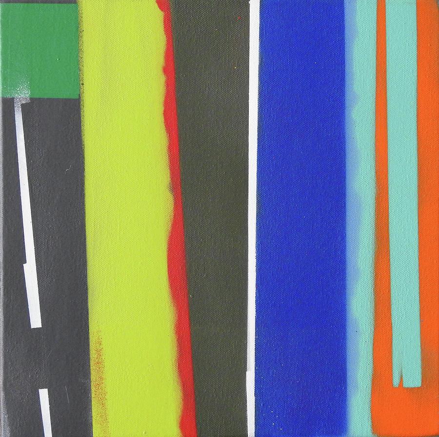 Urban Summer 53 by Gill Miller