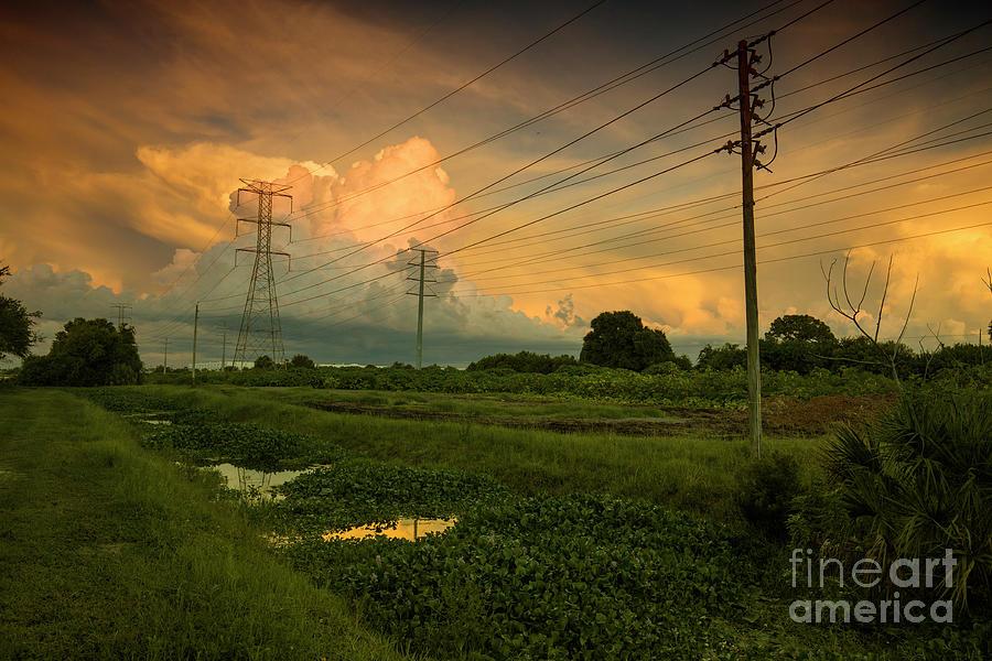Urban Sunset Photograph - Urban Sunset 3 by Felix Lai
