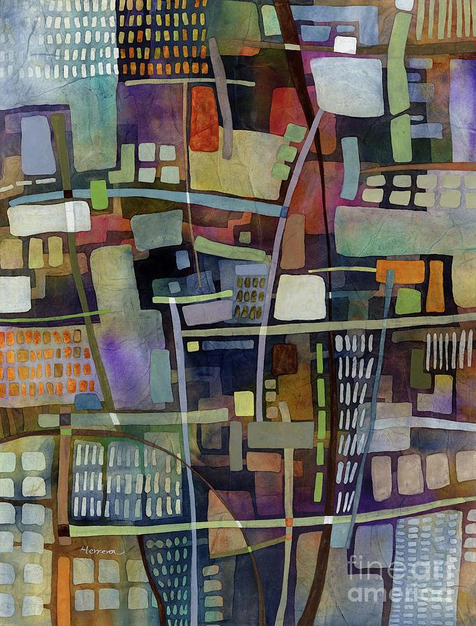 Urbanscape Painting