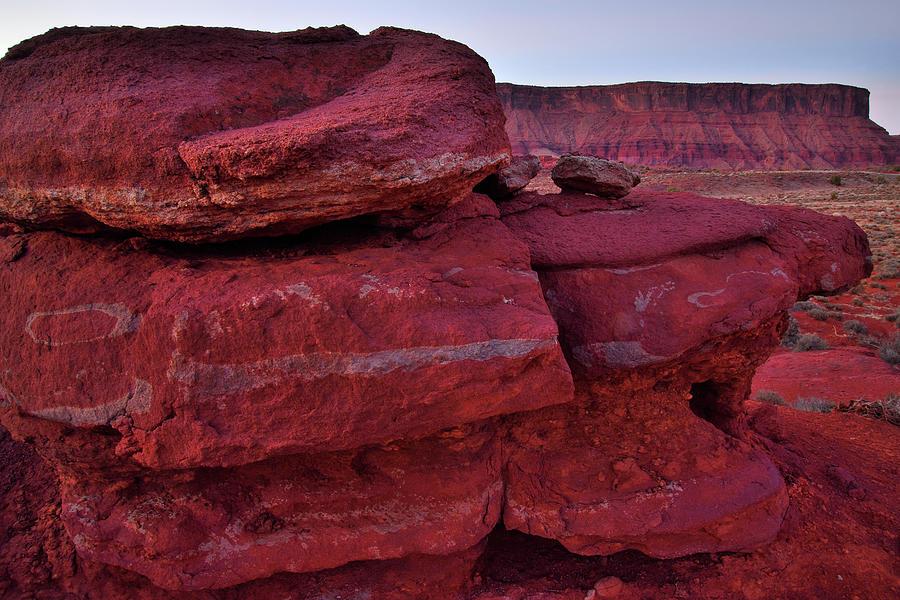 Utah Red Rock Wilderness Photograph