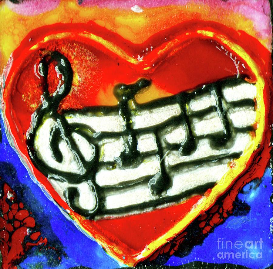 Valentine Musical by Genevieve Esson