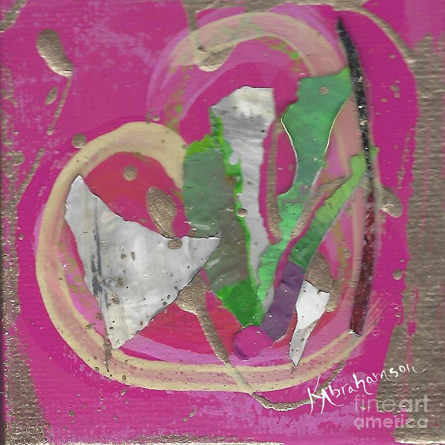 Valentine's Heart 2020 #11 by Kristen Abrahamson