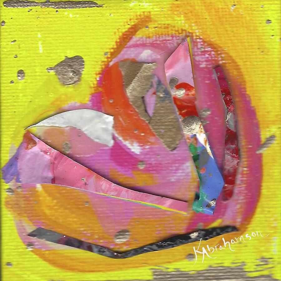 Valentine's Heart 2020 #15 by Kristen Abrahamson