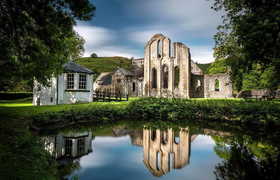 Valle Crucis Abbey Photograph