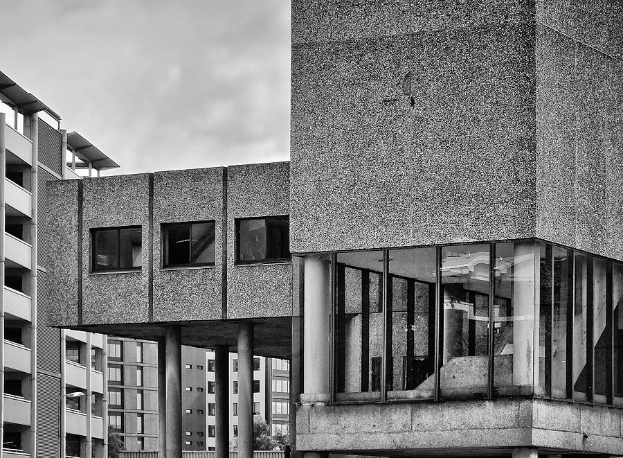 vanished concrete - leeds by Philip Openshaw