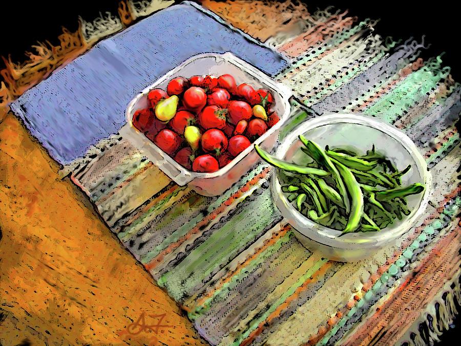 Veggies by Arthur Fix