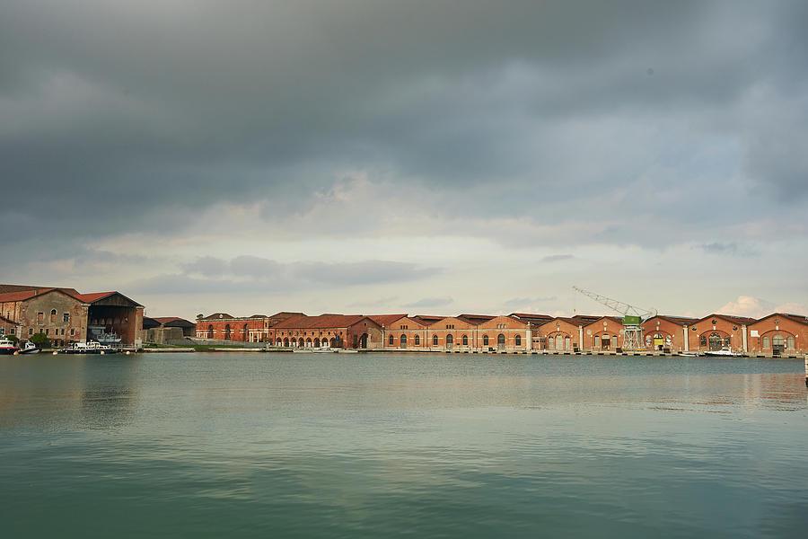Venice Waterfront by Erik Burg
