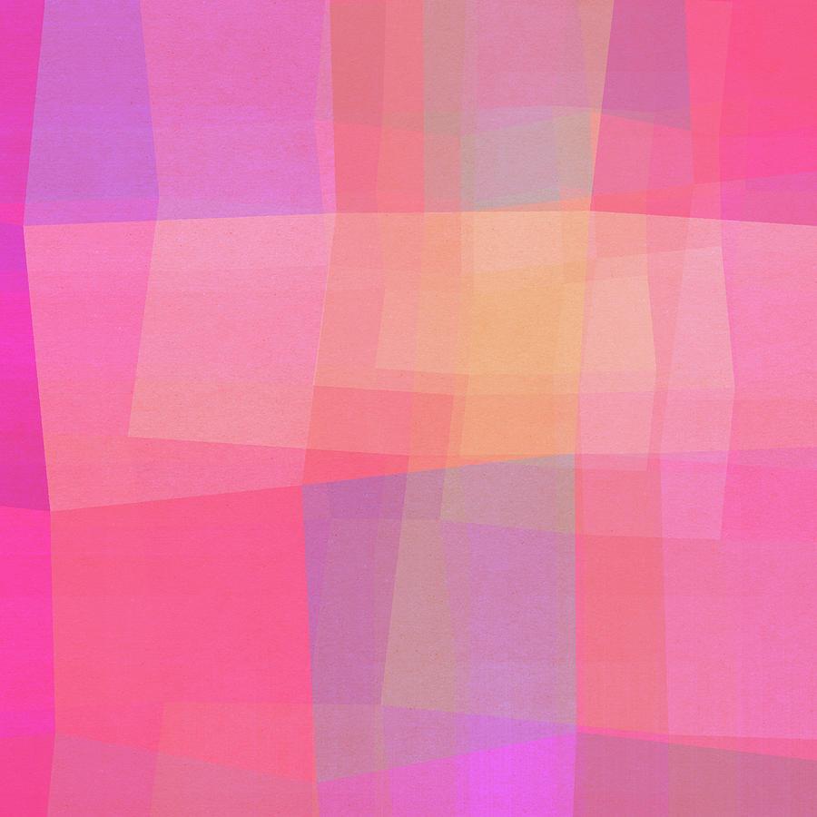 Vibrant Digital Art - Vibrant Happiness #1 by Dave Yang
