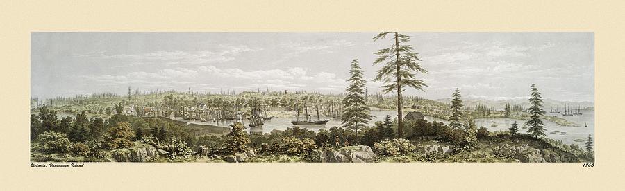 Victoria 1860 Photograph