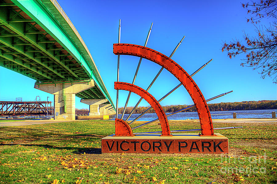 Victory Park by Larry Braun