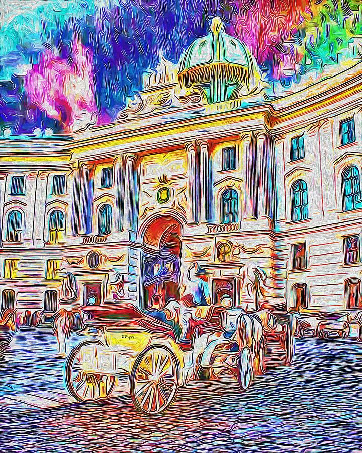 Viena Dream Painting