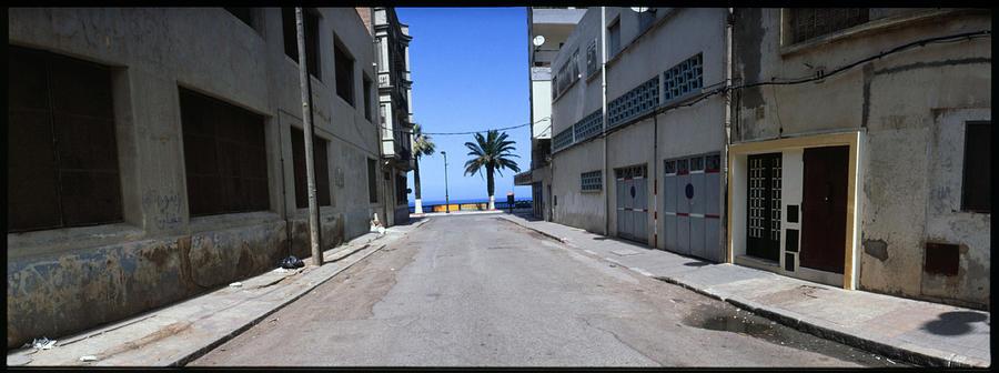 View Along Empty Street Photograph by Willie Schumann / EyeEm