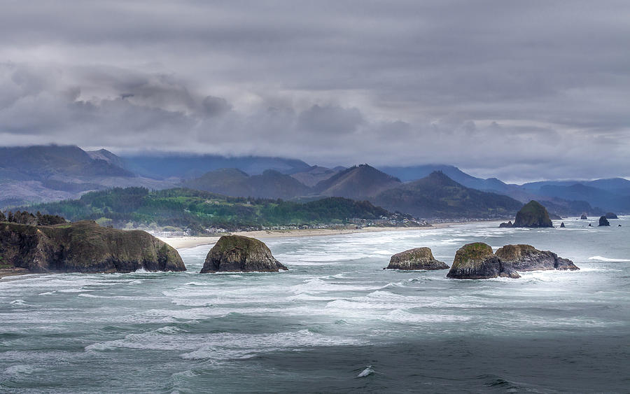 View From Ecola IIi Photograph