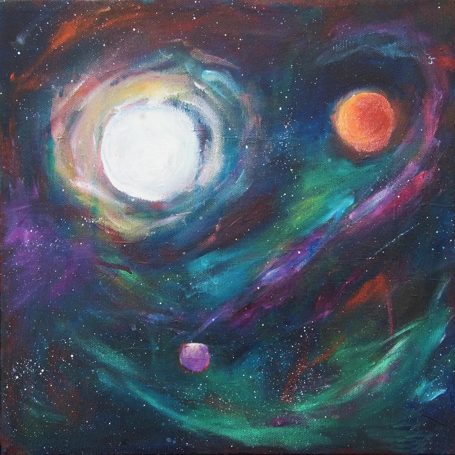 View from Starbase 27 by Yulia Kazansky
