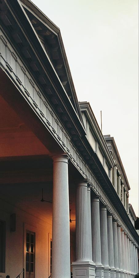 View Of Columns Of Building Photograph by Afrijal Dahrin / EyeEm