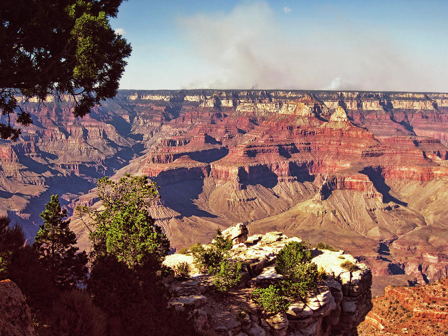 View Of Grand Canyon National Park Photograph