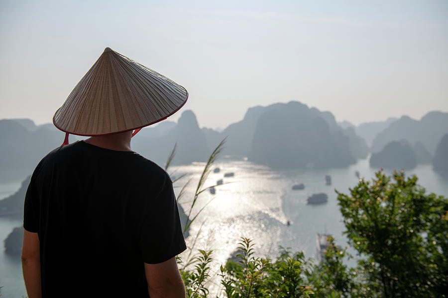 View Over Halong Bay by Dubi Roman