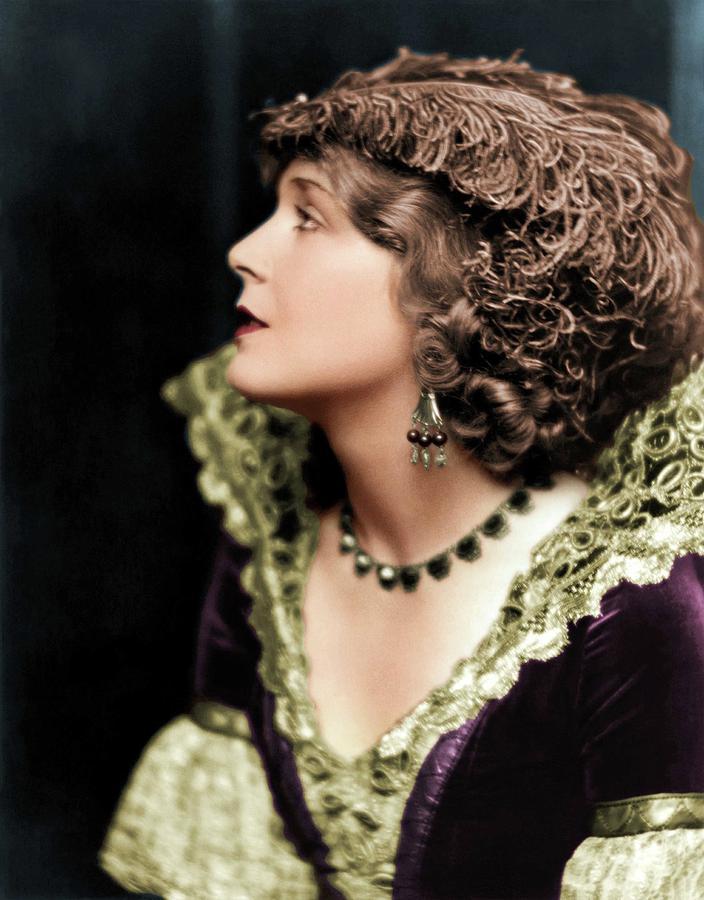 Vilma Banky 1928 Photograph