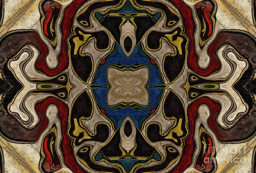 Vintage Charm Pattern by Jolanta Anna Karolska
