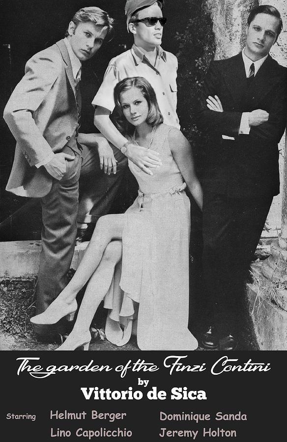 Vintage Film Poster Digital Art
