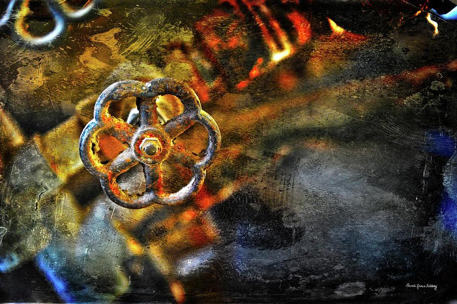 Vintage Flower by Randi Grace Nilsberg