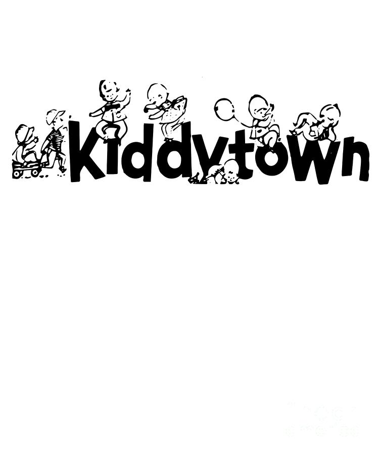 Vintage Digital Art - Vintage Kiddytown Norwalk Connecticut Toy Store by Flippin Sweet Gear