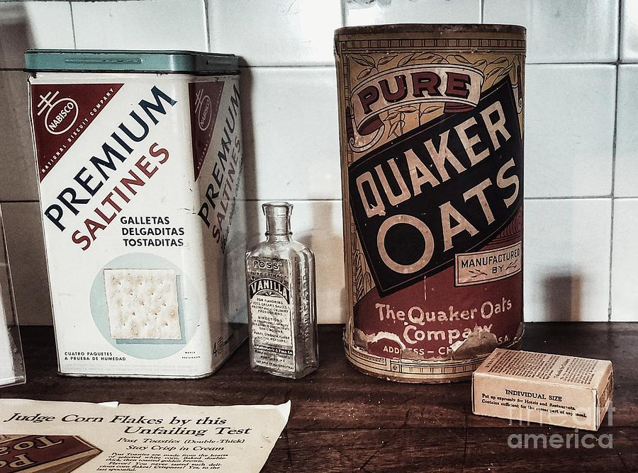 Vintage Pantry by Mary Capriole