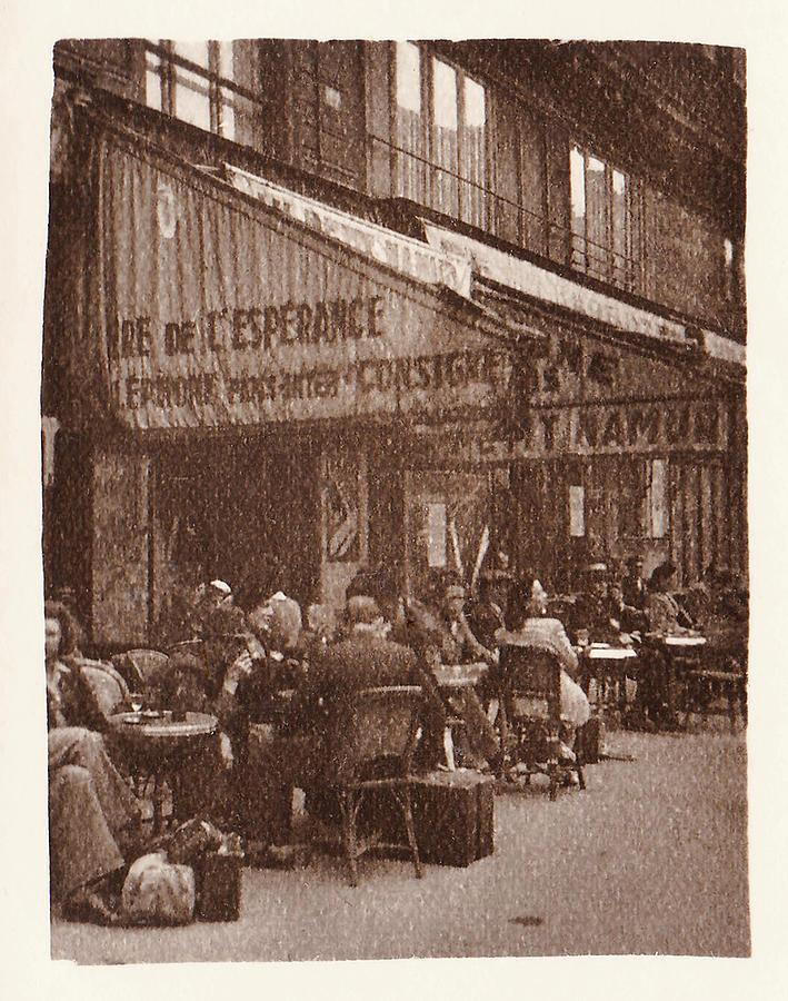 Vintage Paris Photograph
