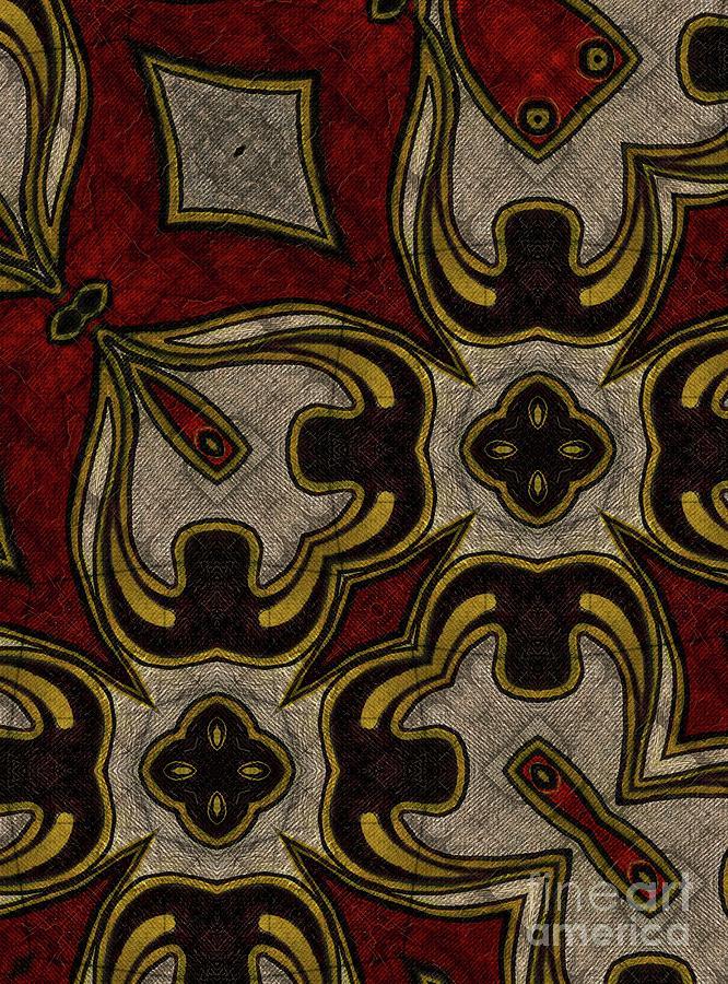 Vintage Pattern by Jolanta Anna Karolska