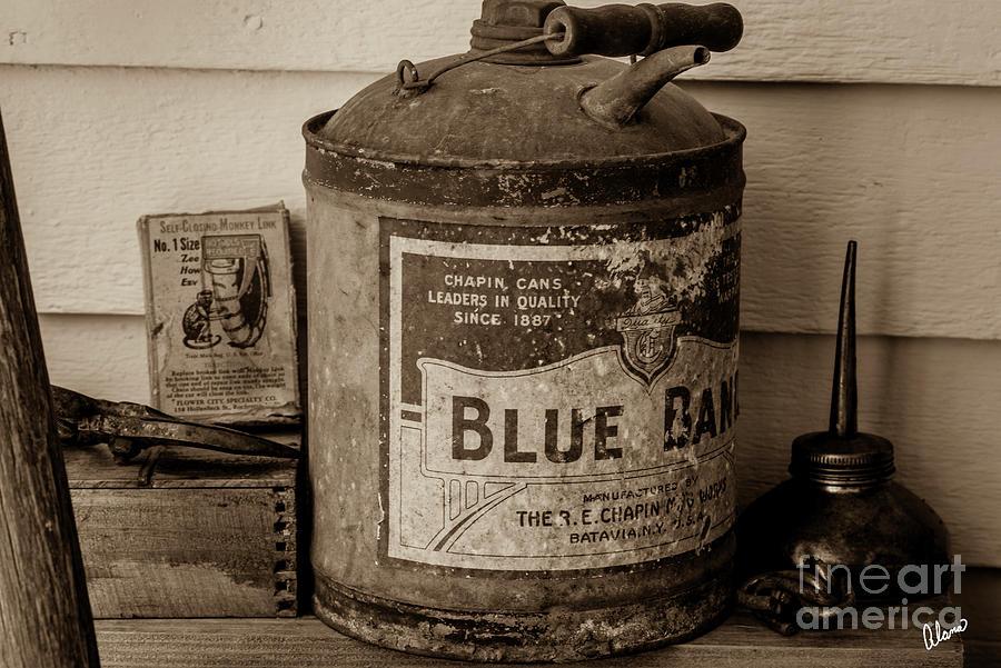 Vintage Tools Photograph