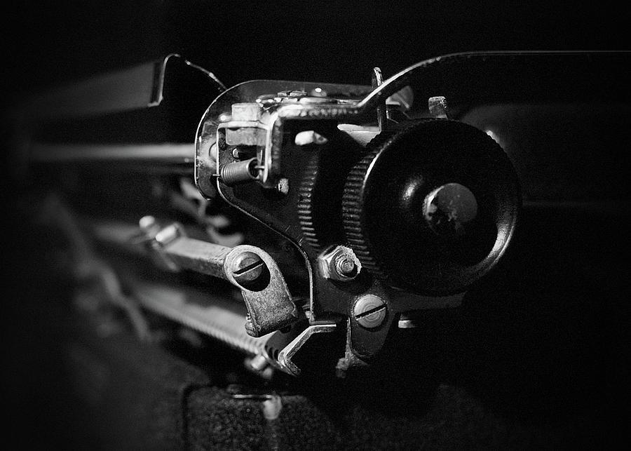 Vintage Typewriter - 6 Photograph