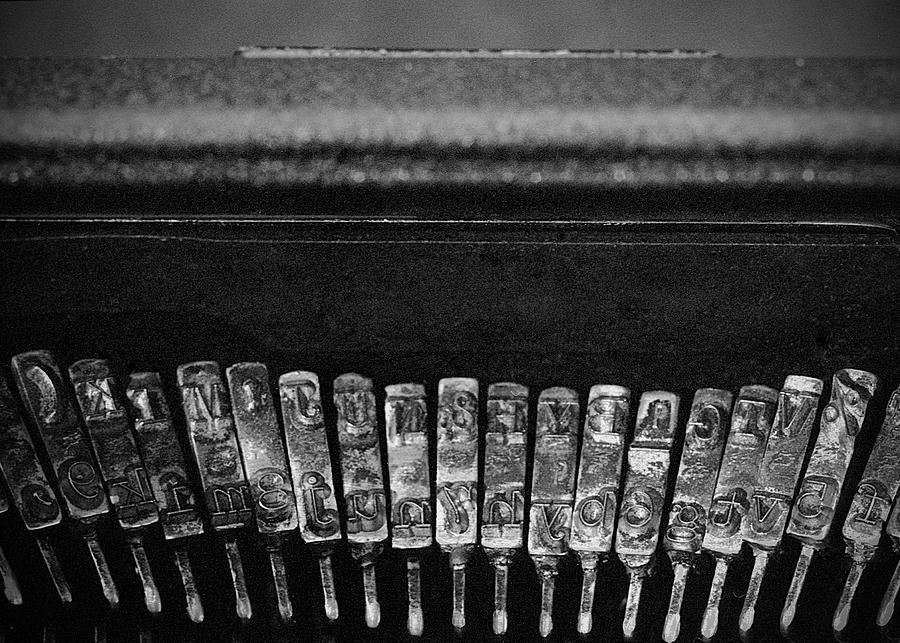 Vintage Typewriter - 7 Photograph