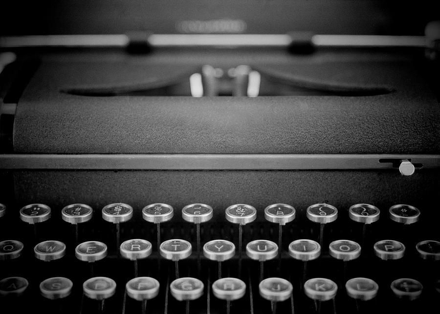 Vintage Typewriter-9 Photograph