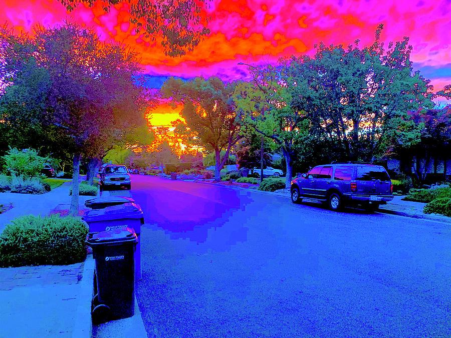 Viral Sky 2 Photograph