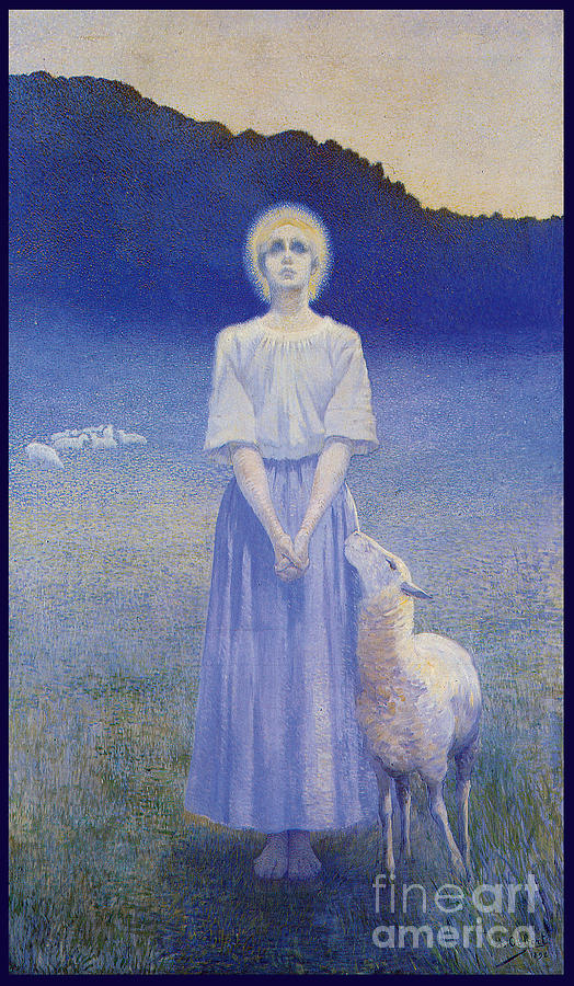 Vision 1892 Painting