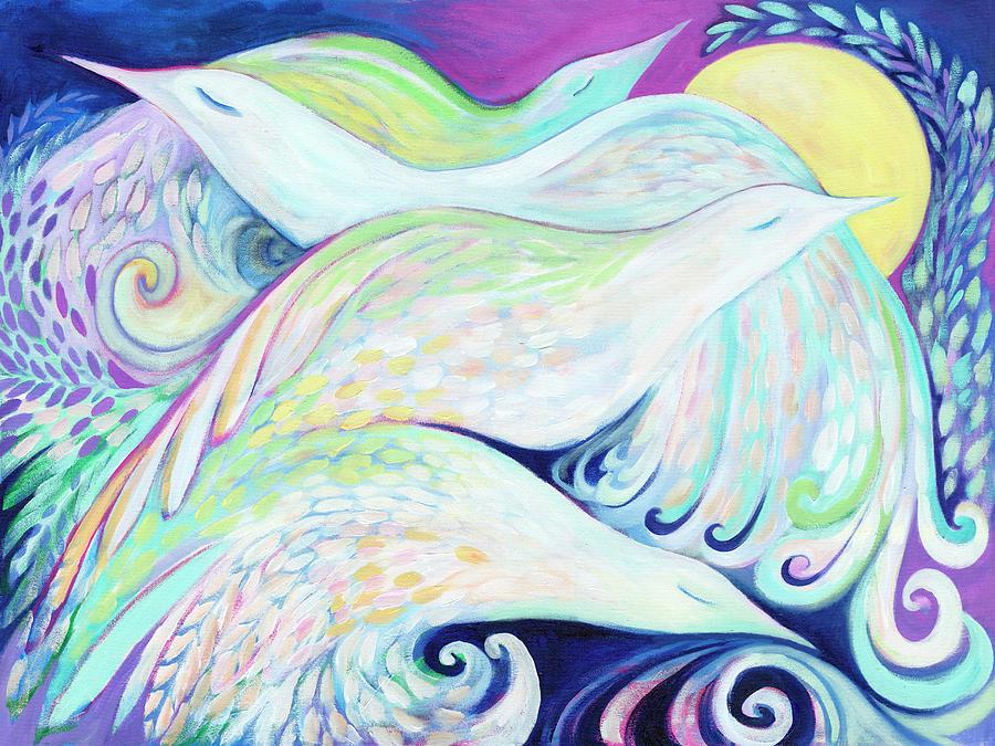 Visualizing Peace Painting