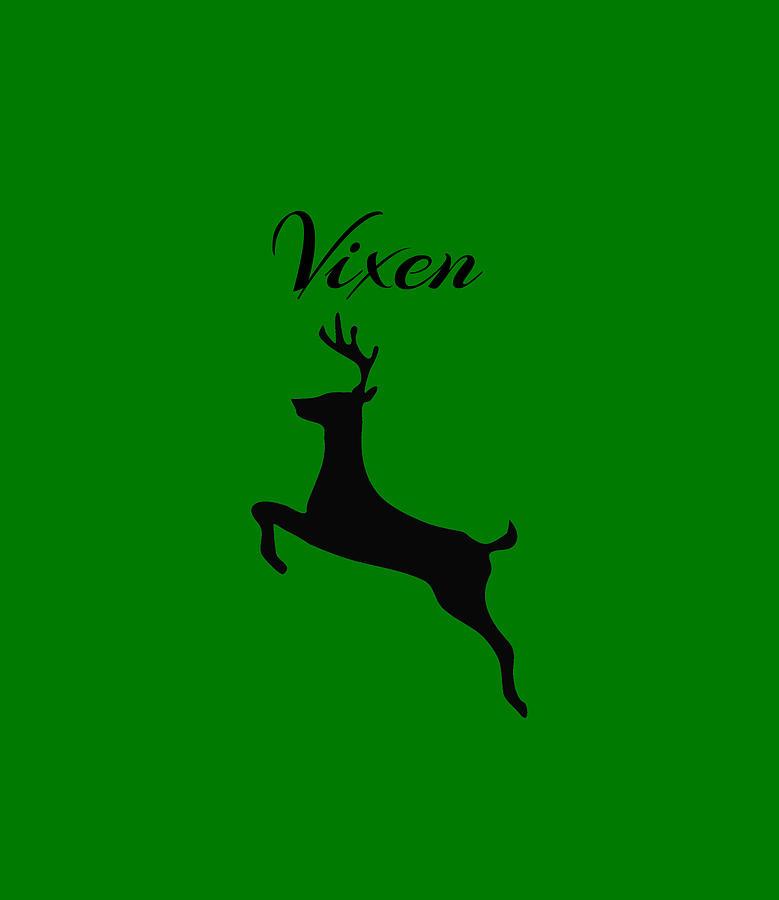 Vixen by Alison Frank