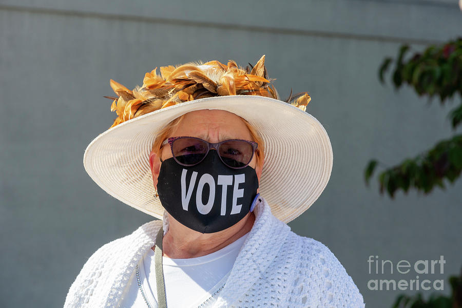 Vote Photograph