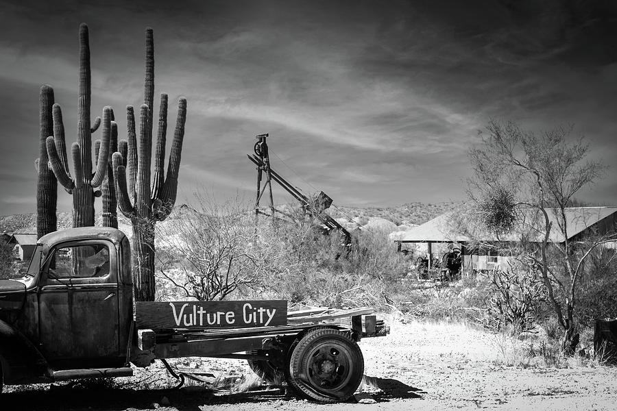 Vulture City Photograph