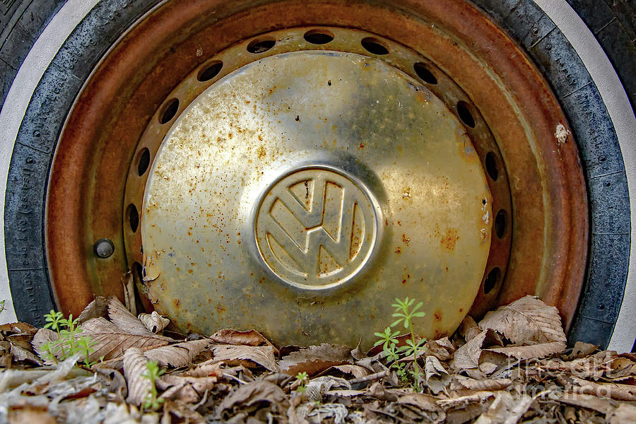 Vw Decay Photograph