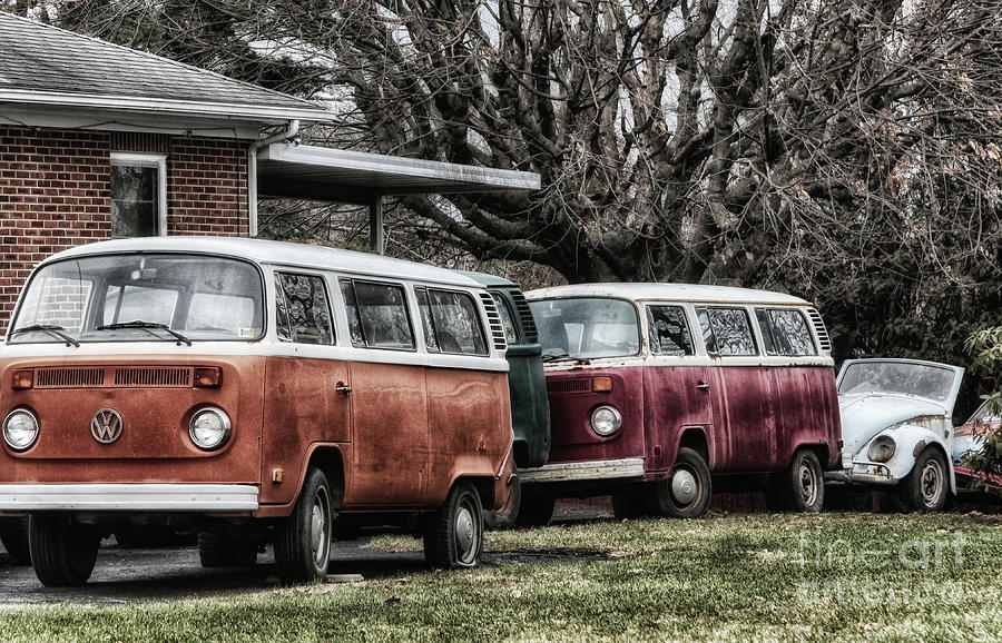 wagons in a row photograph by steven digman pixels