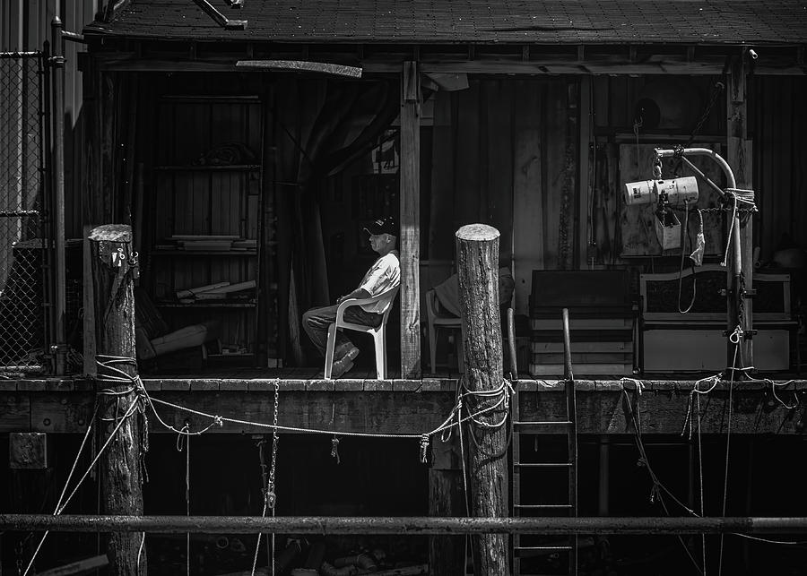 Waiting For The Tide by Bob Orsillo