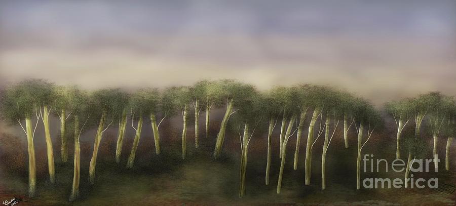 Walk With Nature 2 Digital Art